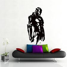 Iron Man Vinyl Wall Art Decal