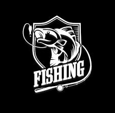 Fishing Bass Fisherman Shield Car Decal Sticker Custom Sticker Shop