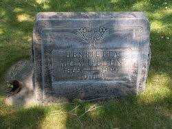 Henrietta Smith McMullen (1869-1944) - Find A Grave Memorial