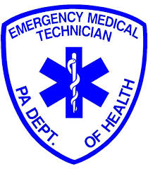 Pennsylvania Emt Patch Window Decal Police Fire Ems Viny Graphics Stickers Decals Dkedecals