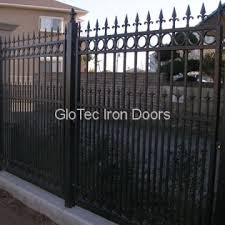 Outdoor Buy Wrought Iron Fence On China Suppliers Mobile 143342696