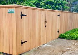 Wood Fence Installation And Supply Westside Fence Co