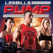 les mills pump fitness workout videos