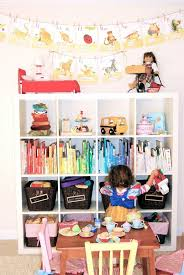 Sarah S Home Library Raz Kids Kids Book Storage Kids Room Organization