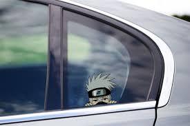 Kakashi Kid Peeking Peeker Bumper Car Window And 50 Similar Items