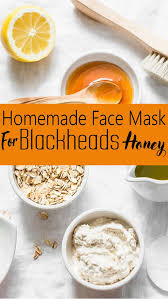 homemade face mask for acne with aloe