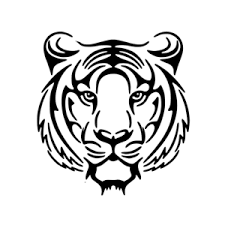 Tiger Decal For Yeti Tiger Sticker For Water Bottle Tumbler Thermos Ebay