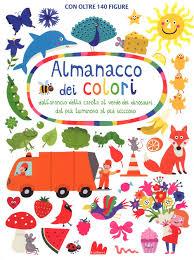Almanacco dei colori. Ediz. a colori: Amazon.it: Holtfreter, Nastja, Ricci,  A.: Libri