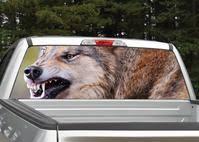 Miller Graphics Rear Window Decals Wildlife Miller Graphics