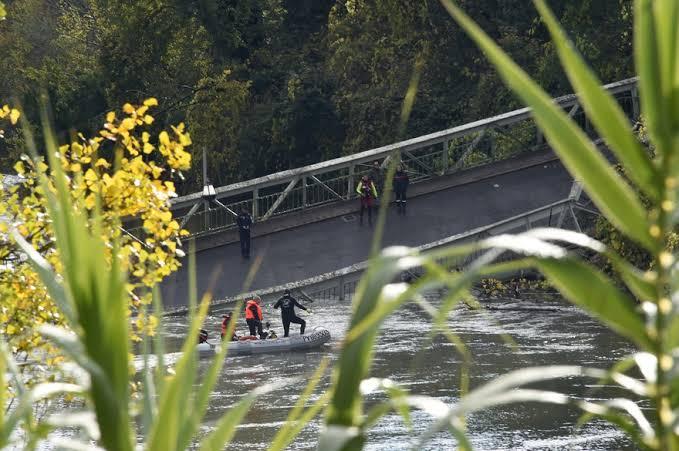 """Haute-Garonne : une adolescente meurt dans l'effondrement d'un pont ile ilgili görsel sonucu"""""""