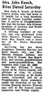 Ada Greene Keech (1877-1960) - Find A Grave Memorial