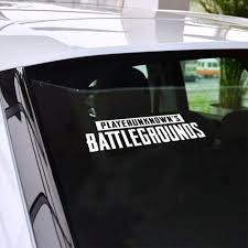 1pc 25 20cm Pubg Playerunknown S Battlegrounds Winner Winner Chicken Dinner Car Stickers Vinyl Decals Car Styling Buy At The Price Of 3 67 In Aliexpress Com Imall Com