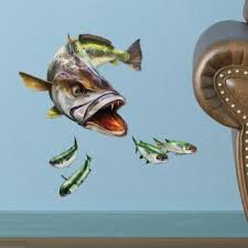 See All Fish Wall Decals Fish Wall Stickers By Bold Wall Art