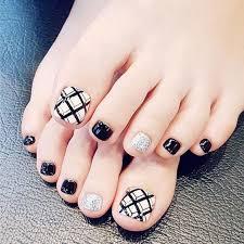 27 adorable easy toe nail designs 2020