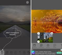 background photo editor apps for iphone