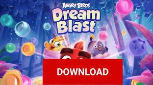 Angry Birds Dream Blast Mod Apk - YouTube