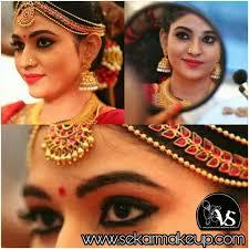 best bridal makeup artist coimbatore by
