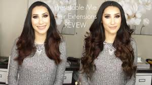 Irresistible Me Hair Extensions Review ...
