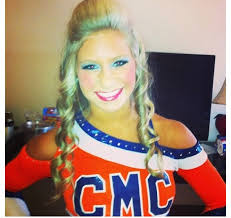 Cheerleading Apparel Company Chassé Awards All Star Cheerleader Abbey Burns  With College Scholarship