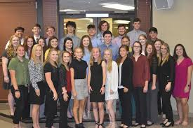 Vision Bank Student Board of Directors | Local News | theadanews.com