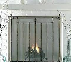 fireplace screen decorative screens