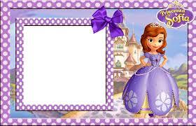 Download Invitaciones Princesa Sofia Cumpleanos Princesa Sofia