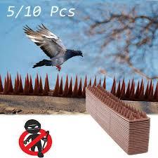 Fence Wall Spikes Intruder Birds Cat Repellent Burglar Anti Climb Home Security Ebay