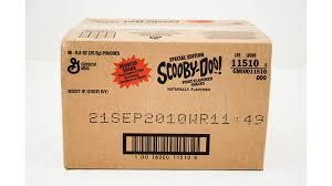 fruit snacks scooby doo