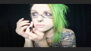 andy biersack 2016 makeup tutorial