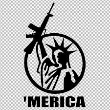 Parts Accessories Merica Vinyl Decal Car Window Bumper Sticker Statue Of Liberty Jdm Gun Rights Unitransbahia Com Br