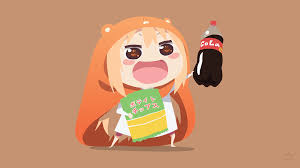 himouto umaru chan wallpapers