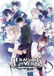 Diabolik Lovers   Người mê diabolik, Anime, Kỳ ảo
