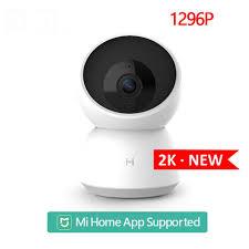 2020 Xiaomi New 2K Thông Minh Camera 1296P 360 HD Góc Cam WIFI Hồng Ngoại  Quan Sát Ban Đêm Webcam Video Camera bé An Ninh Giám Sát|