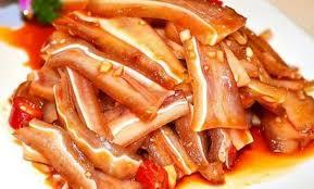 Image result for 红油猪耳