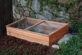 easy to build cold frame finegardening