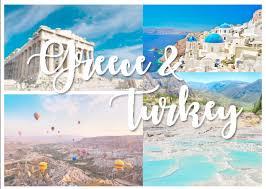 wonderful turkey greece the travel