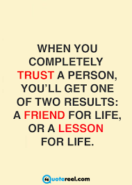 quote about friendship quotereel
