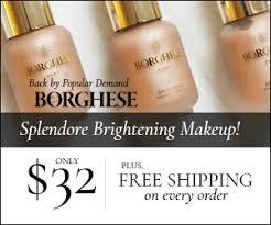 borghese promo code