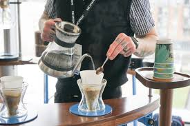all about coffee chemex chettle