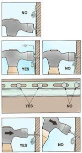 how to nail vinyl siding