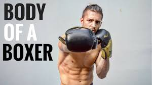 how to get a body like a boxer jump