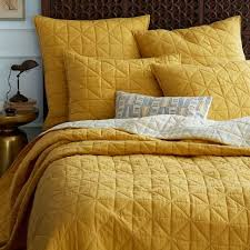 yellow bedding yellow bed sheets