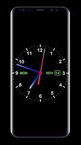 digital clock live wallpaper apk