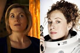 Doctor Who: Alex Kingston's perfect response to meeting Jodie ...