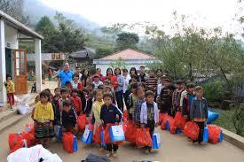 Công ty CP TM & DV Tokai Việt Nhật với chương trình từ thiện '' Áo ấm cho  em''