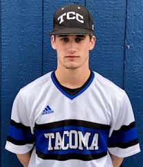 Wesley Robinson - Baseball - Tacoma Community College Athletics