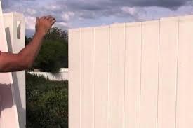 Fence Repair Tampa Fl Affordable Tampa Fence Repair Services