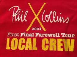 phil collins first final farewell tour