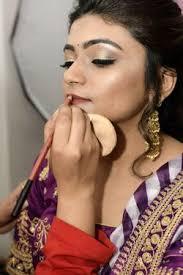sangeet makeup