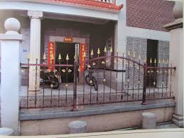 Hench Chinese Factory Galvanized Wrought Iron Fence Design Fencing Trellis Gates Aliexpress